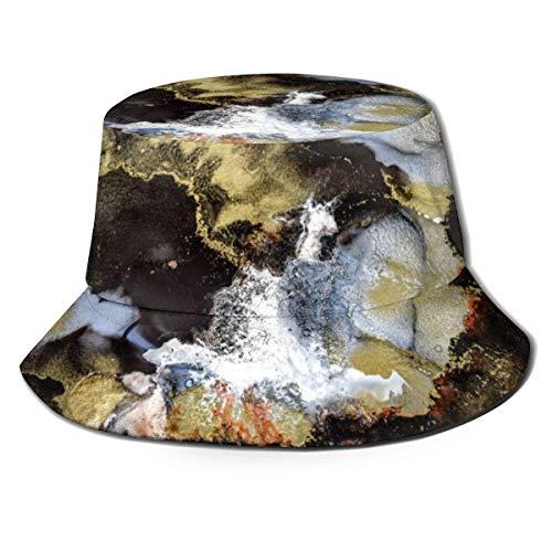 MASHRO Der Hut, der die Sonne fernhält Camping Wandern Flexibilität Sun Outdoor Bucket Hat