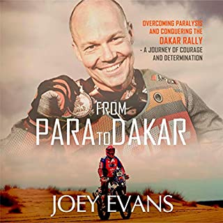 From Para to Dakar cover art