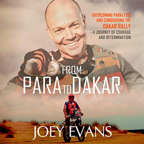 From Para to Dakar audiobook cover art