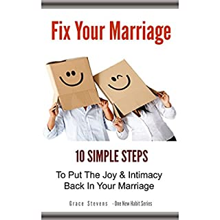 One New Habit to Fix Your Marriage audiobook cover art