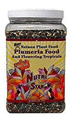 Nelson Plumeria Plant and All Flowering Tropicals Food