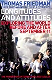 Longitudes and Attitudes: Exploring the World Before and After September 11 [Idioma Inglés]