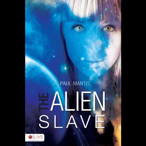 The Alien Slave audiobook cover art