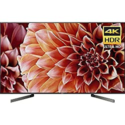 Sony XBR49X900F 49-Inch 4K Ultra HD Smart LED Android TV with Alexa Compatibility - 2018 Model