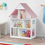 Bücher-/Aufbewahrungsregal für Kinder von Taylor und Brown Doll House Bookshelf