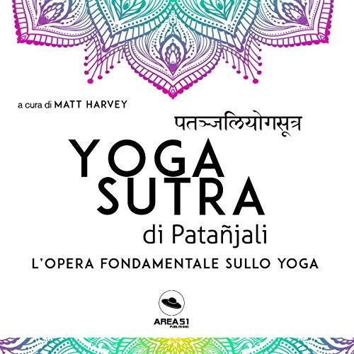 Yogasutra di Patañjali copertina