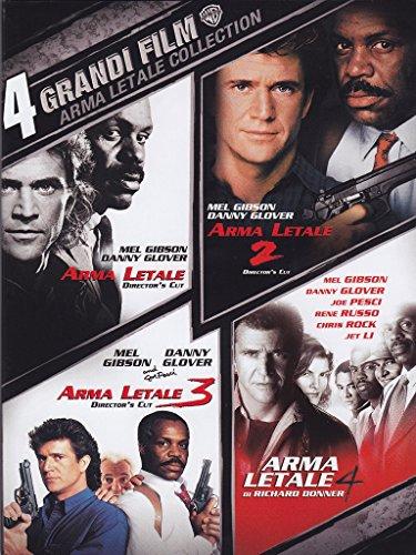 4 grandi film - Arma letale collection [Italia] [DVD]