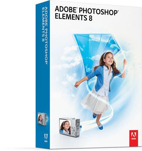 Photoshop Elements 8 - version MAC