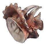 Garosa Dinosaurier-Handpuppenhandschuhe, 6 Zoll Tyrannosaurus Rex Rollenspiel Kopf Figur...