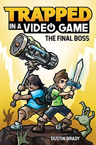 Trapped in a Video Game: The Final Boss (Volume 5)
