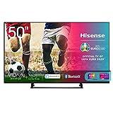 Hisense 50AE7210F, Smart TV LED Ultra HD 4K 50', Single Stand, HDR 10+, Dolby...
