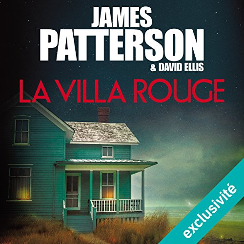 La villa rouge audiobook cover art