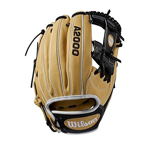 """Wilson A2000 1787 11.75"""" Infield Baseball Glove - Right Hand Throw"""