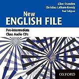 New English File Pre-Intermediate. Class CD (3) (New English File Second Edition)