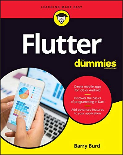 Flutter For Dummies (For Dummies (Computer/Tech))