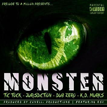 Monster | Tic Tock X Jurisdiction X Dub Zero X K.D. Murks X Esq