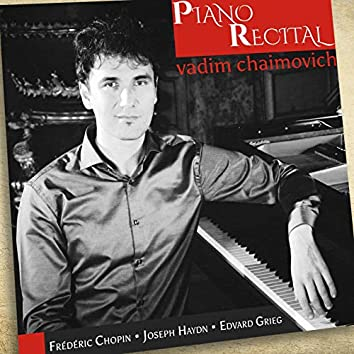 Piano Recital: Chopin, Haydn, Grieg