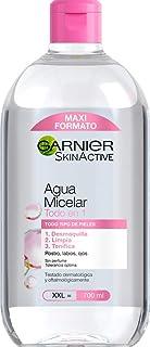 comprar comparacion Garnier Skin Active - Agua Micelar Clásica Todo en Uno, Pieles Normales, Formato Maxi, 700 ml