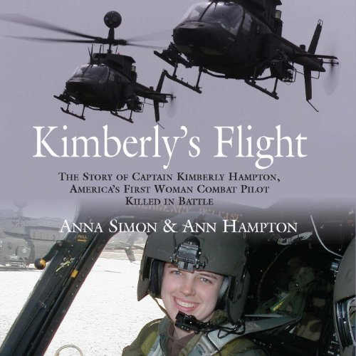 Kimberly's Flight audiobook cover art