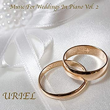 Music for Weddings in Piano, Vol. 2