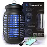 Best Mosquito Traps - [2-in-1] Bug Zapper & Attractant - Effective 4000V Review