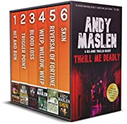Thrill Me Deadly: A Six-Book Thriller Boxset