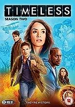Timeless: Season 2 Official UK release