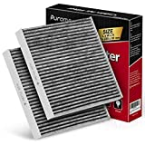 Puroma 2 Pack Cabin Air Filter with Activated Carbon, Replacement for CP134, CF10134, Honda & Acura, Civic,...