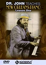 Dr John Teaches New Orleans Piano -Lesson One