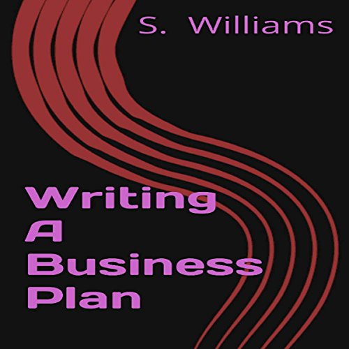 Writing a Business Plan audiobook cover art