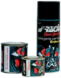 SIMONI RACING BCP/1R Kit Vernice Rossa per pinze Freno e Motore...