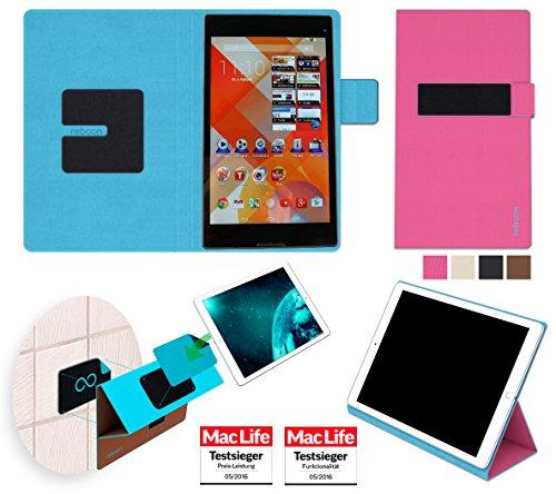 Hülle für Medion Lifetab S8311 Tasche Cover Hülle Bumper | in Pink | Testsieger