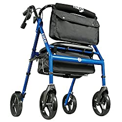 Hugo Elite four wheel walker