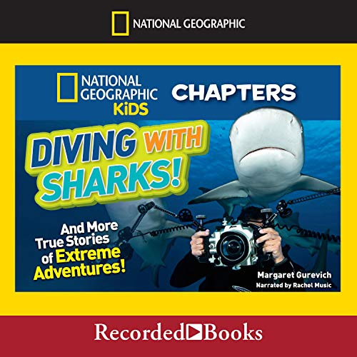 Diving with Sharks!  By  cover art