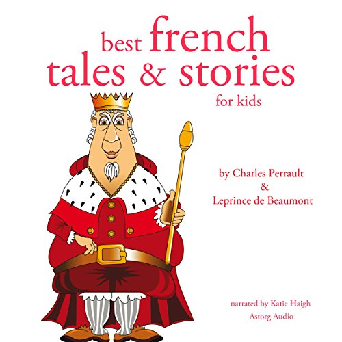 Best French Tales and Stories for Kids cover art