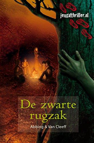 De Zwarte rugzak (Jeugdthriller.nl)