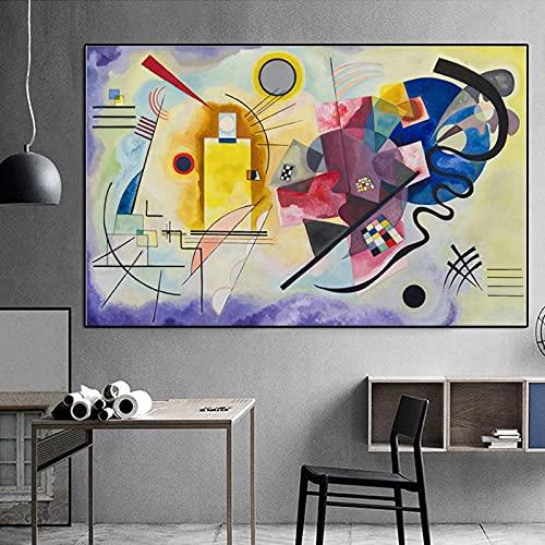 AJleil DIY Pintar por números Pintura de Arte Abstracto Pintura Decorativa Moderna Pintar por numeros Personalizado con Pincel y Pintura acrílica Pintura al óleo30x45cm(Sin Marco)