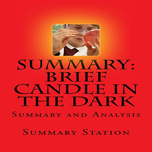"Summary and Analysis of Richard Dawkins' ""Brief Candle in the Dark: My Life in Science"" audiobook cover art"