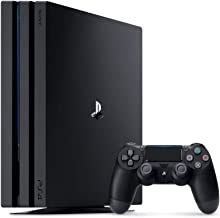 Sony PlayStation 4 Pro 1TB Console with 1 Dual Shock 4 Wireless Controller - Black
