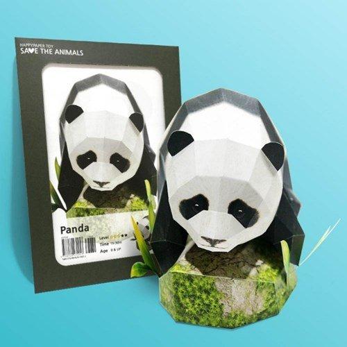 Papertoy - Panda