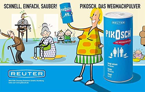 molinoRC | 2x PIKOSCH - The Clean-up Powder, 2 x 34,5g | das Wegmachpulver | aus