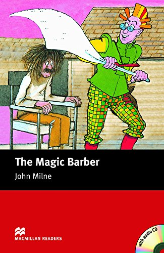 The Magic Barber (Audio CD Included)