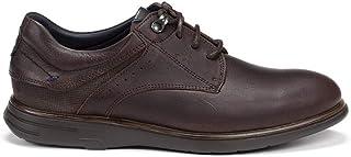 Fluchos | Zapato de Hombre | Thunder F0335 Grass Libano Zapato | Zapato de Piel de Vacuno engrasada de Primera Calidad | C...