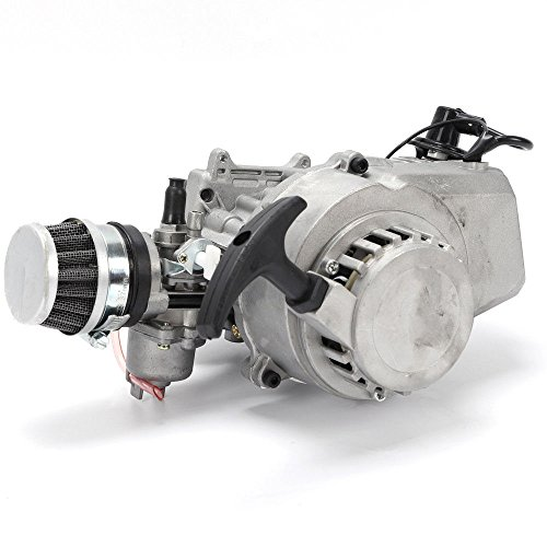 49CC 2 Stroke Engine Motor for Scooter Dirt Bikes ATV Quad