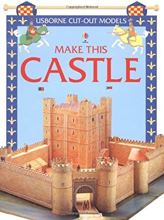 Make This Castle (Usborne Cut Outs) by Iain Ashman (29-May-1998) Paperback