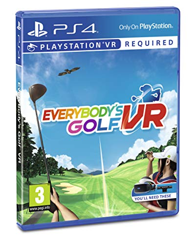 Everybodys Golf VR (PS4) [