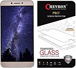 Chevron Ultimate Protection Pro+ LeEco Le 2 Tempered Glass