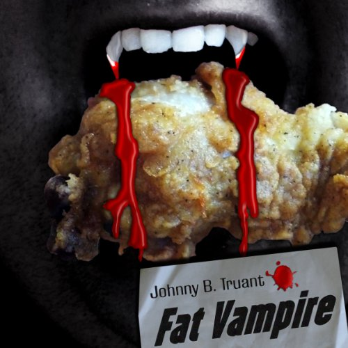 Fat Vampire audiobook cover art