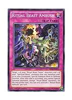 遊戯王 英語版 SECE-EN074 Ritual Beast Ambush 霊獣の騎襲 (ノーマル) 1st Edition