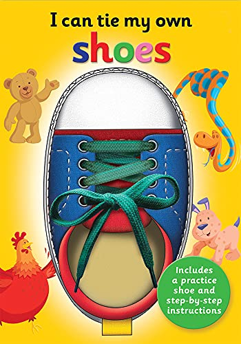 I Can Tie My Own Shoelaces (I Can Books)